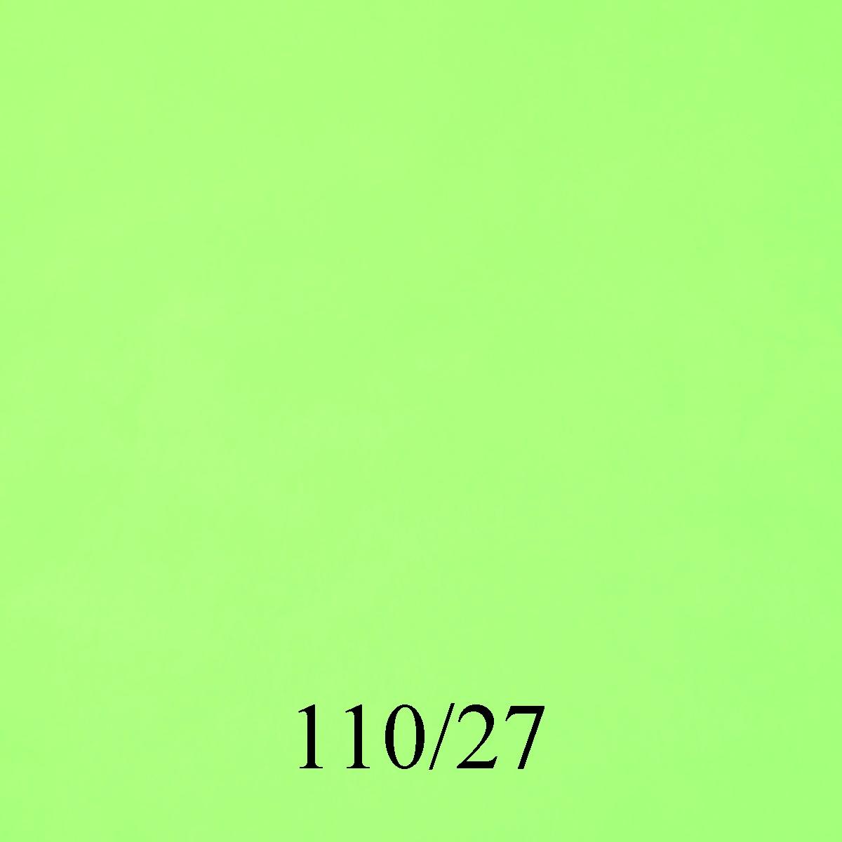 110-27 Verde fluor
