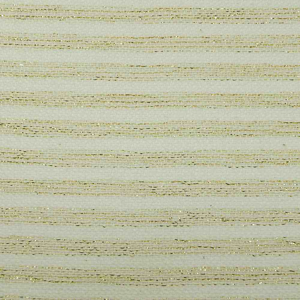 Lurex 11 Gold Stripe